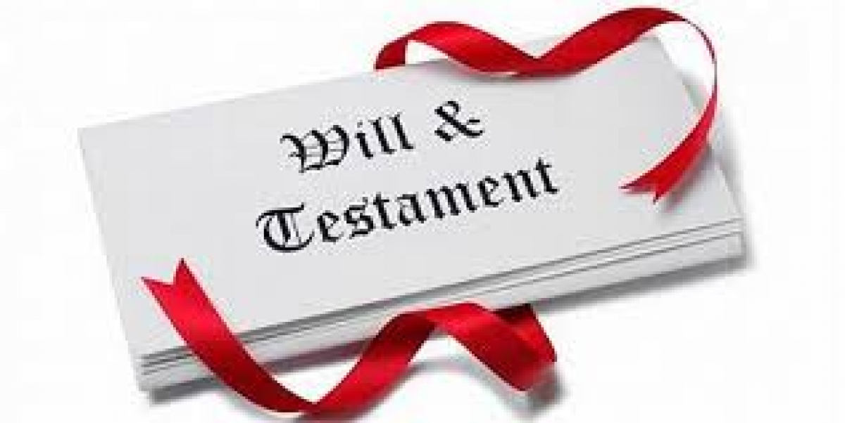 writing of will After writing a will, keep it in a safe place and let your family members know where it is so they can find it later on you could also approach the wills registry to deposit information of the will.