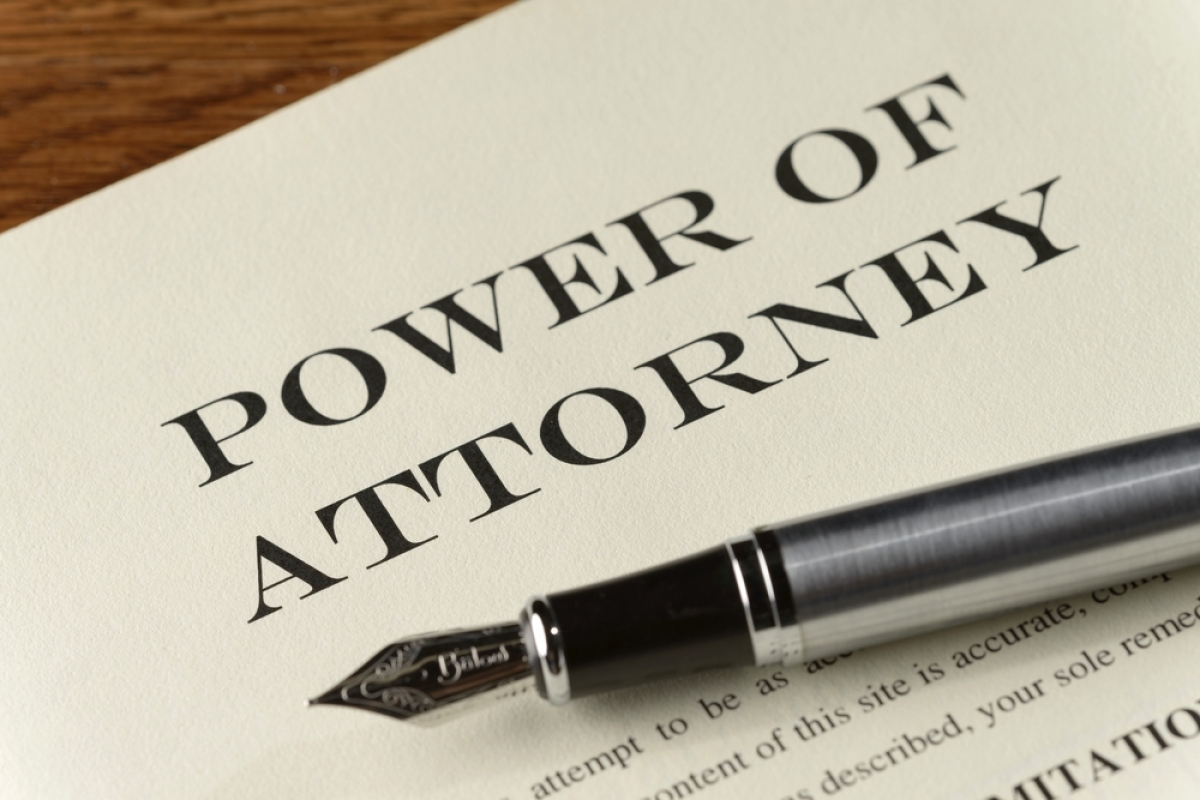 Lasting Power of Attorney - Plan Ahead